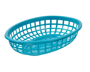 Picture of IKEA UTEFEST Serving Basket, Turquoise