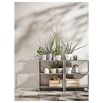 Picture of IKEA HYLLIS Shelving Unit, in/outdoor, 60x27x74 cm
