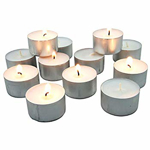 Picture of IKEA GLIMMA Unscented Tealight 100 Pack