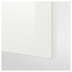 Picture of IKEA KNOXHULT Wall Cabinet with Door, White, 40×75 cm