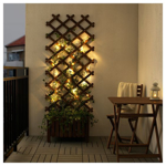 Picture of IKEA LEDLJUS LED Lighting Chain with 64 Lights, Outdoor Black