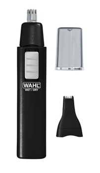 Picture of Wahl Ear Nose and Brow Dual Head Trimmer- Wet / Dry
