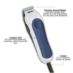 Picture of Wahl 12 Pieces Mini Pro Cord Clipper and Trimmer