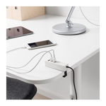 Picture of IKEA LÖRBY USB Charger with Clamp