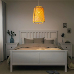 Picture of IKEA KNIXHULT Pendant Lamp, Bamboo