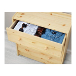 Picture of IKEA RAST Chest of 3 Drawers, Pine, 62×70 cm