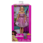 Picture of Barbie Happy Birthday Doll & Accessory