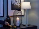 Picture of IKEA TOPPIG Lantern For Block Candle, Black, 36 cm