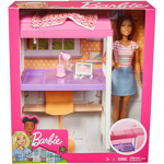 Picture of Barbie Doll Loft Bed and Accessories