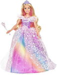Picture of Barbie Rainbow Cove - Dreamtopia Royal Ball Princess Doll