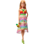 Picture of Barbie Crayola Rainbow Fruit Surprise Doll & Fashions