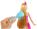 Picture of Barbie FRB12 Rainbow Lights Long hair Princess Dolls