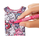 Picture of Barbie Crayola Color-In Fashions Doll & Fashions