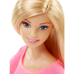 Picture of Barbie Made To Move Doll- Pink Top