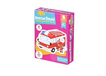 Picture of Kids 6x Rescue Squad Puzzles