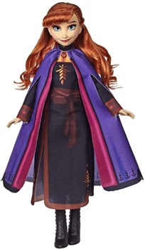 Picture of Disney Frozen Anna Fashion Doll with Long Red Hair & Outfit Inspired by Frozen 2