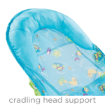 Picture of Ibaby Deluxe Baby Bather 3 Positions Recline