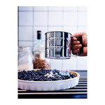 Picture of IKEA IDEALISK Flour sifter, stainless steel