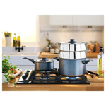 Picture of IKEA STABIL Steamer Insert, Stainless Steel, 5L