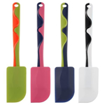 Picture of IKEA GUBBRÖRA Rubber Spatula, Green/Pink Red/Green, Blue/White