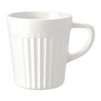 Picture of IKEA SANNING Mug, White, 25 cl