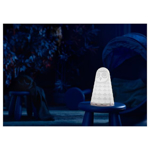 Picture of IKEA SOLBO Table Lamp, White, Owl