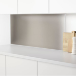 Picture of IKEA LYSEKIL Rail for Wall Panel, Aluminium, 120 cm /1.198 m