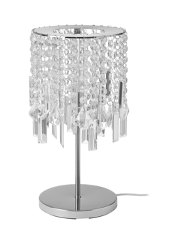 Picture of IKEA RINNA Table Lamp, Glass Prism