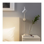 Picture of IKEA NYMÅNE Work/wall Lamp, White
