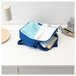 Picture of IKEA STARTTID Backpack, Blue/White, 7 l