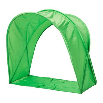 Picture of IKEA SUFFLETT Bed Tent, Green, 70/80/90