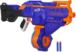 Picture of Infinus Nerf N-Strike Elite Toy Motorized Blaster with Speed-Load Technology