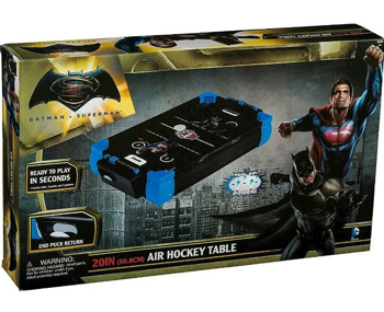 Picture of Franklin Sports 20  Batman VS Superman Air Hockey Game