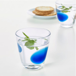Picture of IKEA FABULÖS Glass, Blue, 30 cl