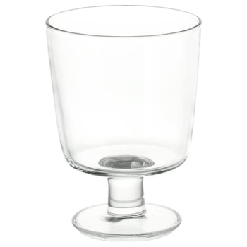 Picture of IKEA 365+ Goblet, Clear Glass, 30 cl