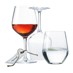 Picture of IKEA IVRIG Glass, Clear Glass, 45 cl