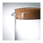 Picture of IKEA 365+ Jug with Lid, Clear Glass, Cork, 1.5 l