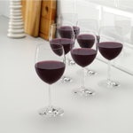 Picture of IKEA SVALKA Juice Glass, Cear Glass, 30 cl, 6 Pack