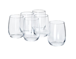 Picture of IKEA STORSINT Glass, Clear Glass, 37 cl