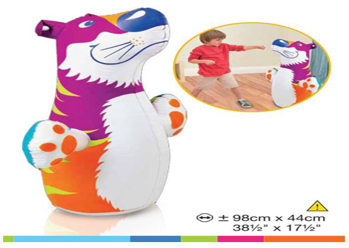 Picture of Intex Bop Bag 3D Assorted Dinosaurs