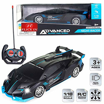 Picture of Super High Speed Remote Control Racing Car With Modern Design
