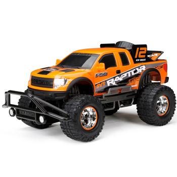 Picture of RC Baja Extreme Ford F-150 Raptor Truck- Green