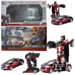 Picture of Brand New Autobots Remote Control Deformation Rechargeable Car 1:12 Scale