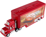 Picture of Disney Cars Transforming Mack Playset