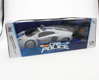 Picture of Car Police Super Power 1:16 Scale