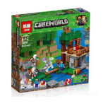 Picture of Lepin Cubeworld Skeleton Army Attack  512 Pieces