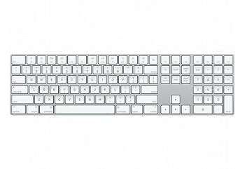 Picture of Apple Magic Keyboard With Numeric Keypad – MQ052LL/A