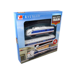 Picture of Classic High Speed Train With Tracks Toy Kids