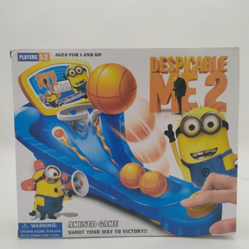 Picture of Basket Ball Despicable Me 2