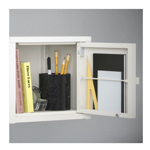 Picture of IKEA LIXHULT Cabinet Metal/White 25x25 cm